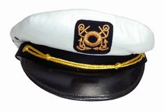 Chinese Made Lightweight Cotton Captains Cap - Style Ht0047