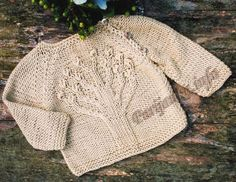 Пуловер «Дерево жизни» №4648