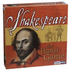 Amazon.com: Shakespeare - The Board Game: Toys & Games