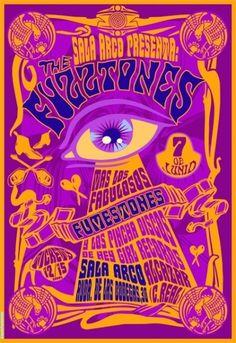 Fuzztones, The - Fumestones, The