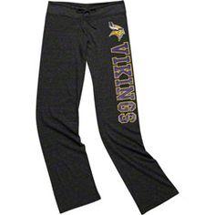 Minnesota Vikings Ladies Football Sweatpants with Pockets