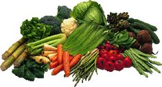 Groenten zijn een goede bron aan vocht, vezels, vitaminen en mineralen. Probeer een portie van 250 g per dag te eten. Wat rauwkost bij de boterham kan je helpen om deze portie te behalen.