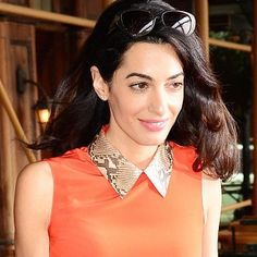 Amal Clooney's Latest Look: The Ultimate Office Outfit Inspiration