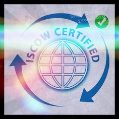 Certified Shop Seal Iscow www.iscow.org