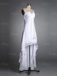hilo beach wedding dress white beach wedding dress by fitdesign