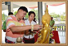 Songran Festival 2013 @Vetreinary & Remount Department , Royal Thai Army