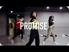 90ba6e8ccc Promise - Ciara   May J Lee Choreography