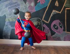Birthday party ideas for your child's next party! Birthday, toddler parties, boys and girls parties. Superman Birthday Party, Baby Birthday, Birthday Ideas, Birthday Parties, Superhero Superman, Superhero Party, Childrens Parties, Baby Party, Xmen