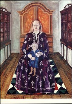 untitled picture by Lena Cronqvist (b. Elizabeth Peyton, Diane Arbus, Scandinavian Art, Illustration Art, Illustrations, Op Art, Contemporary Paintings, Art Pictures, Art History