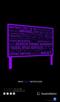 MARKETING - Marketing is key when establishing a reputation for your brand, especially online. By providing a strategic online marketing package that is specific to your business, we can help you to improve aspects such as search engine rankings, brand association, and website conversion rates.