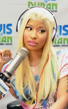 Nicki Minaj Like this pic? See more on my Pinterest: @jadag1202