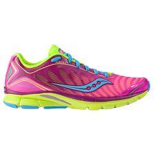 My fav race shoes! And they re pink! Saucony Kinvara 3 in pink · Scarpe Da  Ginnastica Per CorrereScarpe Da AllenamentoRotolamento f0eee8a329d