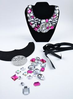 Necklace kits are the perfect project for first time crafters, parties, or just a hot summer day!
