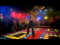II Kat Mandu The Break and disco dancers in the club's Odyssey - YouTube