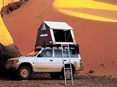 AutoHome Overland vehicle roof top tents for trucks, 4x4, trailers, and SUVs http://www.autohome-official.com/it/