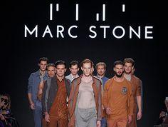 Tweet TweetMarc Stone zeigte seine Spring Summer Kollektion 2014 als Opener der Internationalen Styling Night der Mercedes Benz Fashion Days in Zurich. Seine Kollektion ist inspiriert von Fossilien, das spiegeln die Muster seiner Stoffe wieder. Seiner Vorliebe für graue Farben wird dieses Mal durch weitere Farben in Erdtönen erweitert. Weiche und fliessende Stoffe auch für den Mann und auch!!! Durchsichtig.. Der Mann wird transparent!! Seine vollständige Kollektion hier in voller Länge: