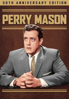 Perry Mason: 50th Anniversary Edition DVD |TV Shows and Classic Movies on DVD & Video | TCM Store
