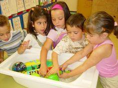 Escuela infantil castillo de Blanca: PROYECTO: EL AGUA