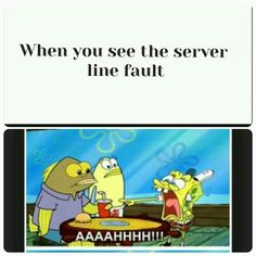 I don't know why but I love calling a line fault on the other team.