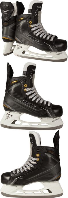 Ice Hockey-Youth 26342: Bauer Supreme 170 Ice Hockey Skates Jr 4 -> BUY IT NOW ONLY: $150 on eBay!