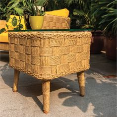 Sidetables complete your outdoor furniture sets. Visit our store in Kirti Nagar, New Delhi, for more outdoor furniture options and follow our page for more updates :) #outdoorfurniture #idusfurniture #sidetable #outdoortable #outdoordecor #decorideas #design #summerdecor #summer Outdoor Garden Furniture, Outdoor Sofa, Outdoor Living, Outdoor Decor, Sofa Furniture, Online Furniture, Sofas, Living Spaces, Store