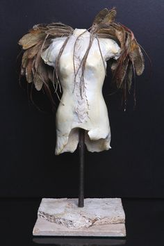 Angel Sculpture by Kate Thompson
