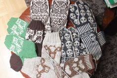 Lapasia ja sukkia