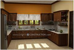 Interior Decoration Ideas For Kerala Bedrooms Designs Next Latest - Kitchen-interior-designing