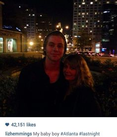 IM NOT POSTING AT ALL TONIGHT I HAVE WWA IM SO EXCITED AND LIZ IS WITH LUKE IN ATLANTA IM SCREAMING