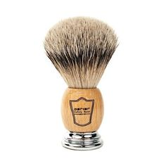 Parker Safety Razor Silvertip Badger Bristle Shaving with Deluxe Olivewood & Chrome Handle -- Brush Stand Included Parker Safety Razor Mens Shaving Brush, Badger Shaving Brush, Shaving Tips, Shaving & Grooming, Wet Shaving, Men's Grooming, Beauty And More, Classic Shaving, Soaps