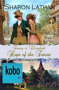 """Read """"Darcy and Elizabeth: Hope of the Future"""" by Sharon Lathan available from Rakuten Kobo. Fitzwilliam Darcy and Elizabeth Bennet will soon be joined in Holy Matrimony! The initial month of their Season of Cour. Darcy And Elizabeth, Elizabeth Bennet, Good Books, Books To Read, My Books, Jane Austen, Best Novels, Pride And Prejudice, Winchester"""