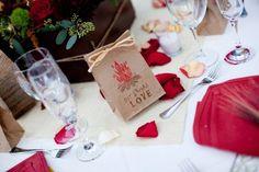 Rustic Wedding Favors - Homemade Gourmet Smores!