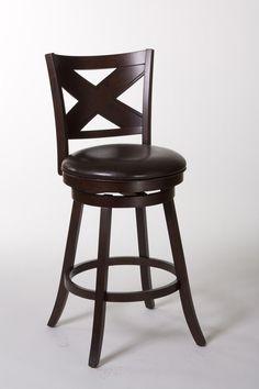 "Hillsdale Furniture 5209-830 Ashbrook 31"" Swivel Bar Stool"
