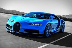 It's hardly been a secret - we've known its name for months - but the successor to the Veyron is finally official, and it doesn't disappoint. The Bugatti Chiron is the most powerful road car ever produced, with a quad-turbocharged,...
