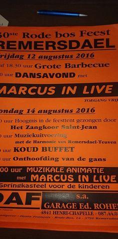 Kaarten Fete aux Bois Rouge 12 augustus verkrijgbaar! - http://www.campingnatuurlijklimburg.be/2016/08/kaarten-fete-aux-bois-rouge-12-augustus.html?utm_source=rss&utm_medium=Sendible&utm_campaign=RSS