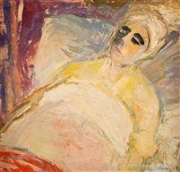 Spící by Adriana Simotova Artist, Painting, Artists, Painting Art, Paintings, Painted Canvas, Drawings