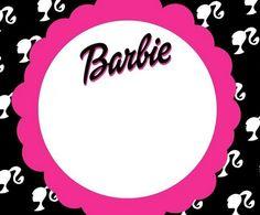 Invitaciones De Cumpleaos Barbie