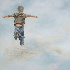 Sorry I don't know the artist.but I identify with the kid! Watercolor Tips, Watercolor Paintings, Painting People, Surf Art, Art Studies, Beautiful Paintings, Cat Art, Photos, Pictures