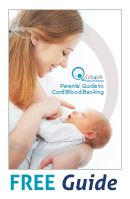 Get your free Parent's Guide to Cord Blood Banking.