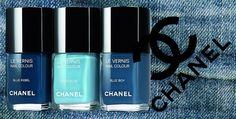 Chanel Blue Jean