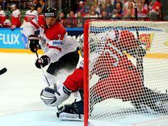 Ondrej Pavelec Photos - Czech Republic v Austria - 2015 IIHF Ice Hockey World Championship - Zimbio