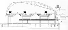 Berlin Central Train Station, construction - Buscar con Google