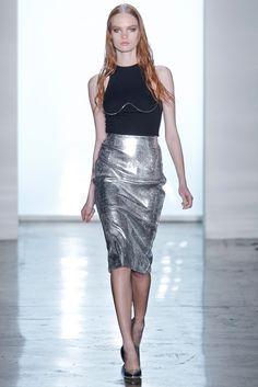 Cushnie et Ochs Fall 2012 Ready-to-Wear Fashion Show - Luisa Bianchin