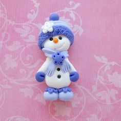 Snowman by DesignsByWho