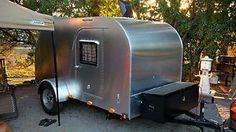 Plans to Build Your Own 5' x 10' Extra Tall Teardrop Tear Drop Camper Trailer