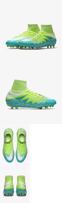 aaf4a1cfb33 Women 159176  Nike Hypervenom Phantom Ii Fg Womens Soccer Cleats Size 8.5  Nib W Bag