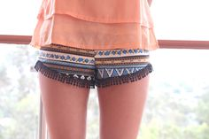 the shorts: 