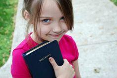 Teaching Children Bible Skills