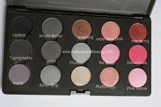 mac grey pink eyeshadow