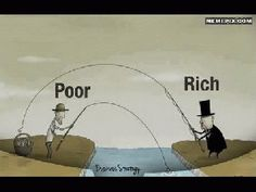 From youtube.com/watch?v=rkTzD6oFjxo: Being Rich VS Being Poor